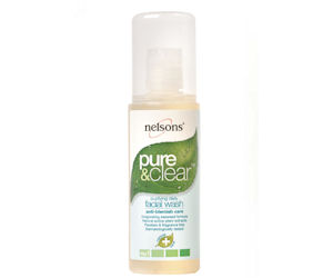 Nelsons Pure & Clear Purifying Daily Facial Wash