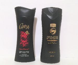 Caress and Axe Body Wash at Walmart