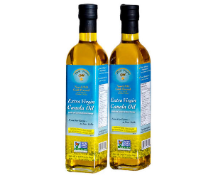FREE Sample of North Prairie EV Canola Oil