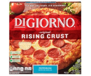 DiGiorno Pizza at CVS