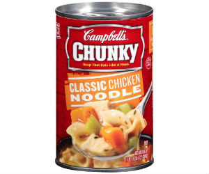 Campbell's Chunky Soup at Publix