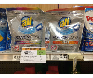 All Powercore Pods at Publix