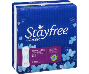Stayfree at Walmart