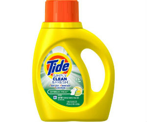 Tide Simply Clean at ShopRite