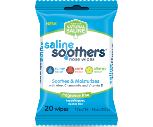Saline Soothers at Walgreens