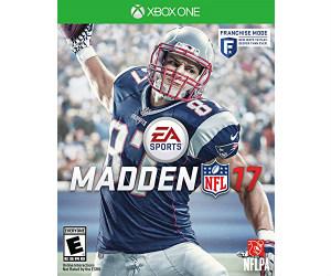 Madden NFL 17 on Amazon