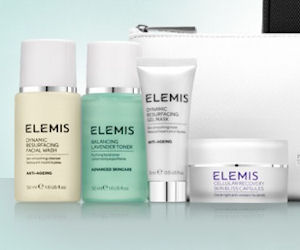 Create the perfect ELEMIS gift set by selecting two best selling FULL-SIZE favorites.