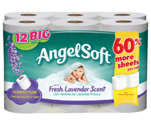 Angel Soft Bath Tissue at CVS
