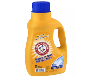 Arm & Hammer Detergent at CVS