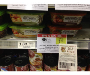 Rachael Ray Nutrish Dog Food at Publix