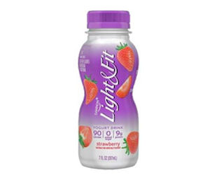 Free Dannon Light Amp Fit Yogurt Drink At Stop Amp Shop Free