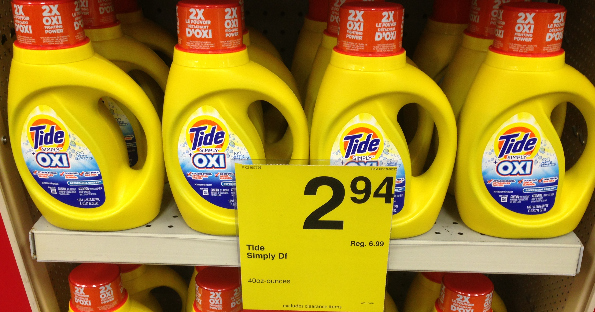 Tide Simply Clean Detergent at CVS
