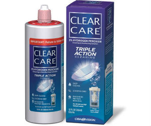 Clear Care Eye Care at Walgreens