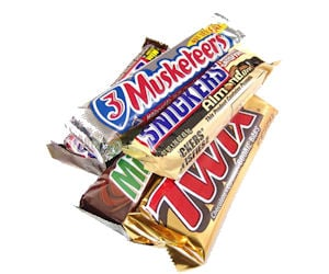 9558 *HOT* Free M&Ms, Free Snickers, 3 Musketeers, Milky Way and Twix
