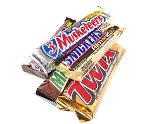 9558 *HOT* Free M&amp;Ms, Free Snickers, 3 Musketeers, Milky Way and Twix