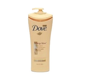Dove Energy Glow Moisturizer and Body Wash