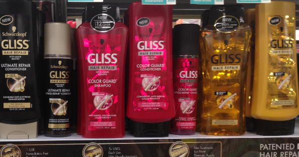 Schwarzkopf Gliss Hair Care