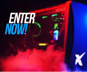 Win A Xidax Gaming Pc Worth 3 000 2 Winners Free Sweepstakes