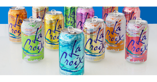 LaCroix Sparkling Water at Target