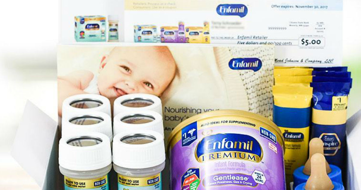 Join Enfamil Family Beginnings...