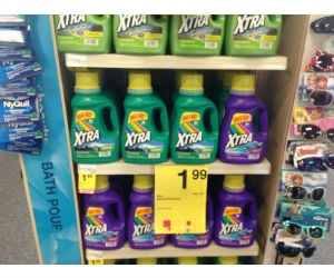 Xtra Laundry Detergent at CVS