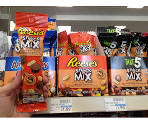 Hershey's Snack Mix at CVS