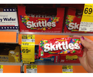 Skittles at Walgreens