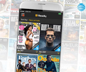 4 Free Readly Online Magazine Subscriptions for AT&T Customers