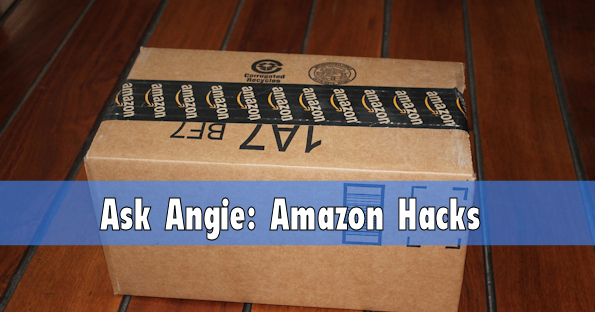 Ask Angie Amazon Freebies