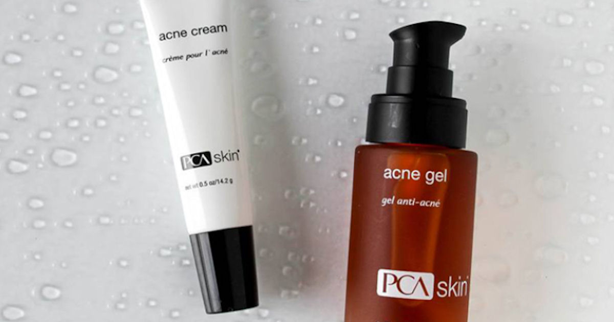 FREE Sample of PCA SKIN Acne S...