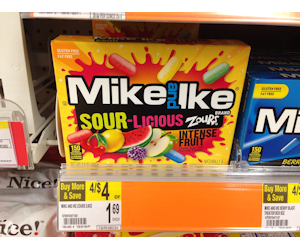 Mike and Ike Zours Candy at Walgreens