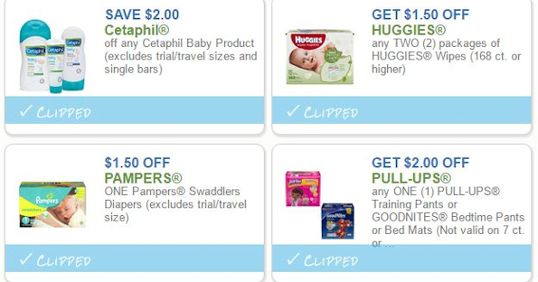 June Baby Printable Coupons