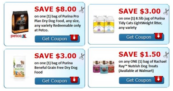photograph relating to Purina Pro Plan Printable Coupons identified as Substantial-Price tag Doggy Discount coupons, Print Presently - Printable Coupon codes