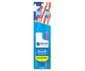 Oral-B Indicator Toothbrushes at CVS