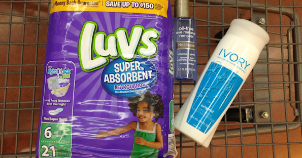 Three Items at Walmart  for $5.51 OOP