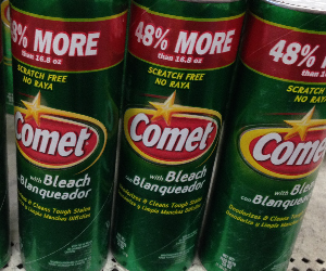 Comet Cleanser at Dollar Tree