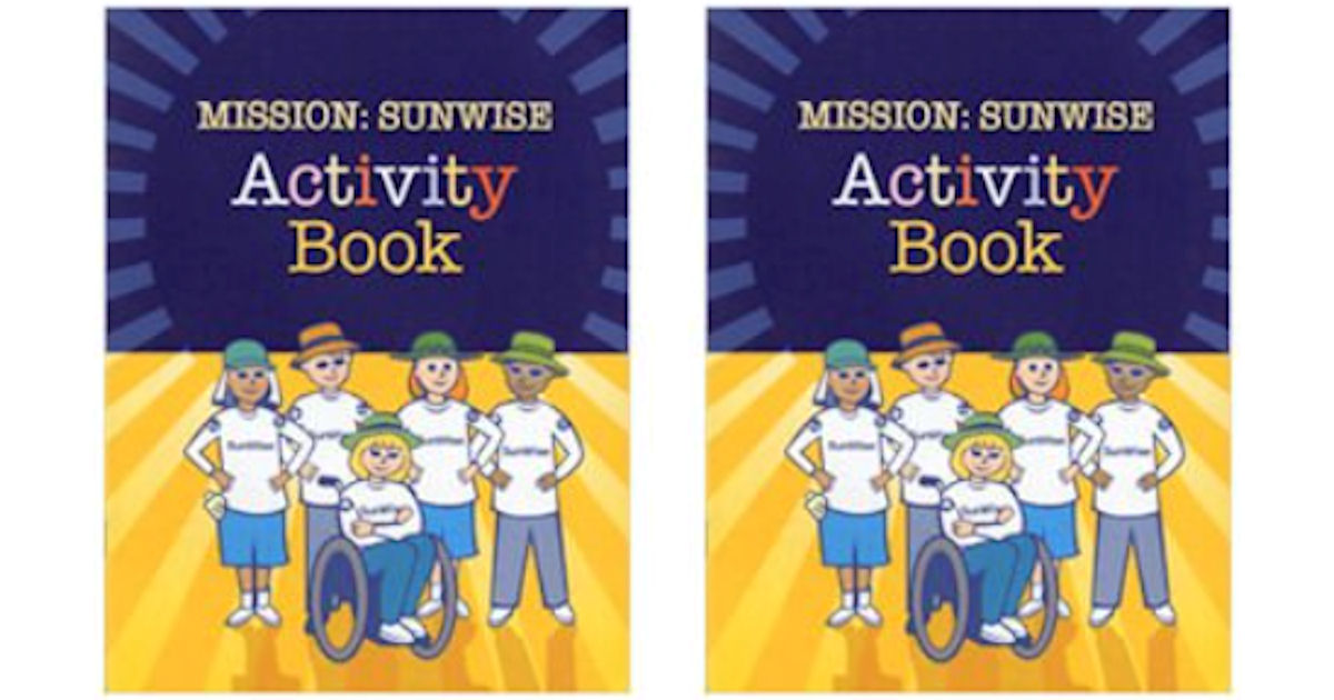 FREE EPA Activity Books...