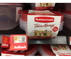 Rubbermaid Easy Find Lids at Walmart