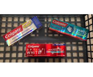 Colgate Toothpaste at Rite Aid