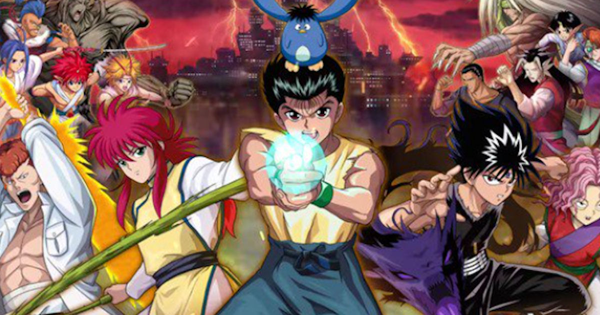 FREE Download of Yu Yu Hakusho...