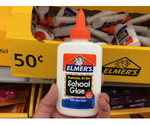 Elmers School Glue At Walmart For 016 Each Printable Coupons