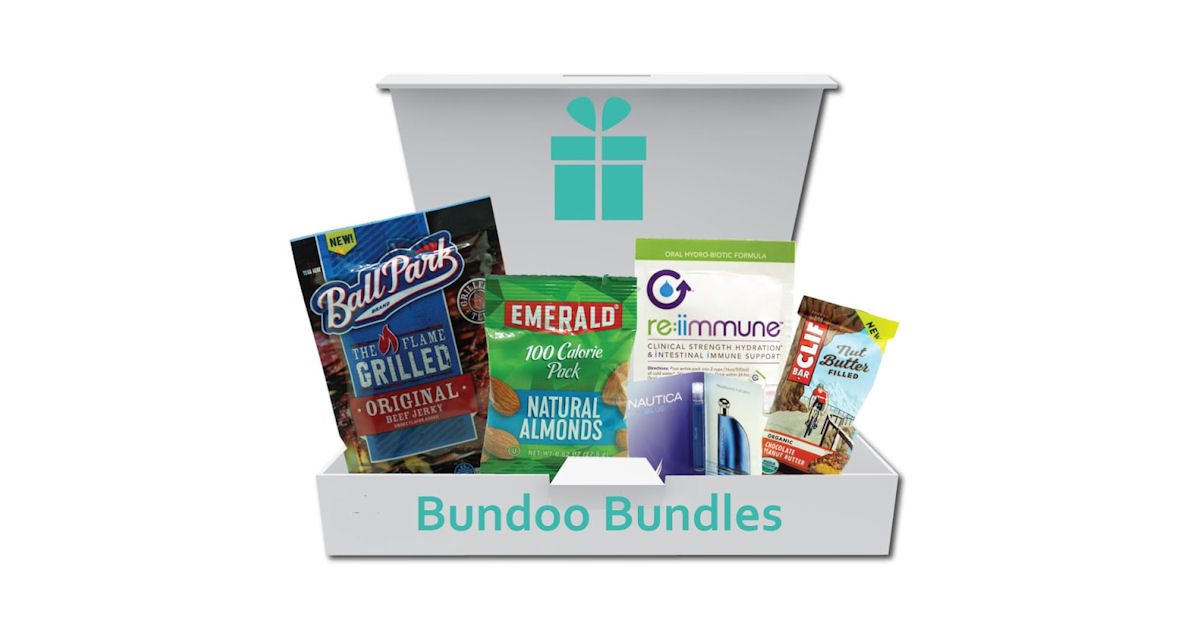 Possible Free Bundoo Bundles Sample Box - Free Product Samples