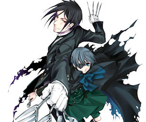 FREE Download of Black Butler.