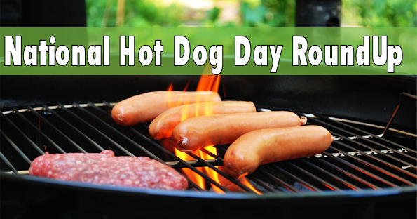 National Hot Dog Day RoundUp