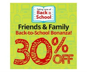 Office Depot Friends & Family Coupon