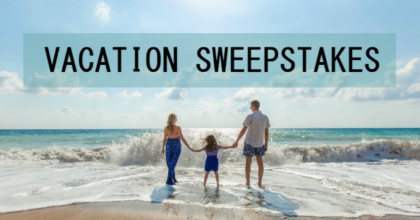 Vacation Sweepstakes RoundUp