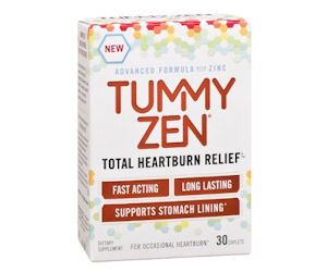 FREE Sample of TummyZen Total.