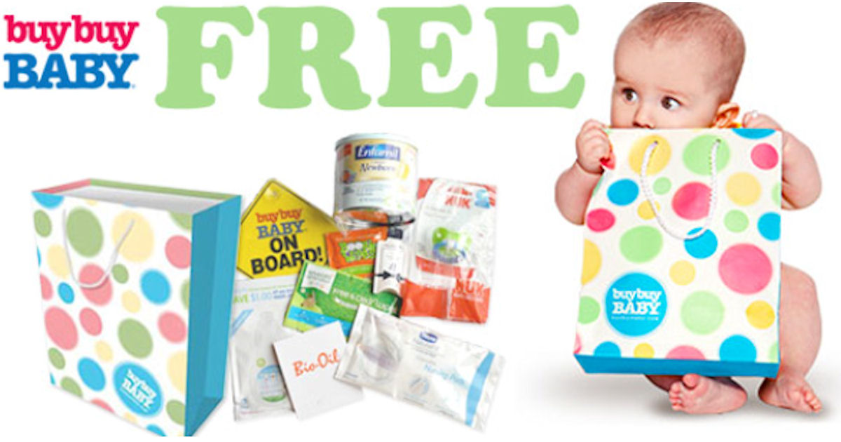 FREE Goody Bag at buybuy BABY.