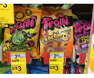 Trolli  Candy at Walgreens