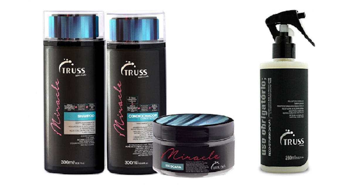 FREE Sample of TRUSS Hair Care...